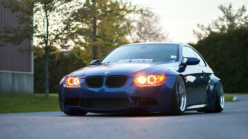 絕美無敵低趴 Bag Riders BMW E92 335i