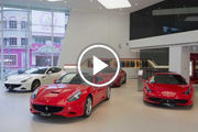 Ferrari&Maserati高雄展間開幕