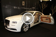 Rolls-Royce Wraith魅惑登台