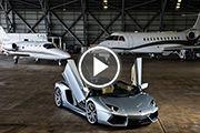 Lamborghini Aventador LP 700-4 Roadster 發表