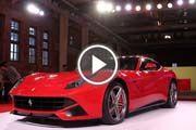 Ferrari F12 Berlinetta 極速登台