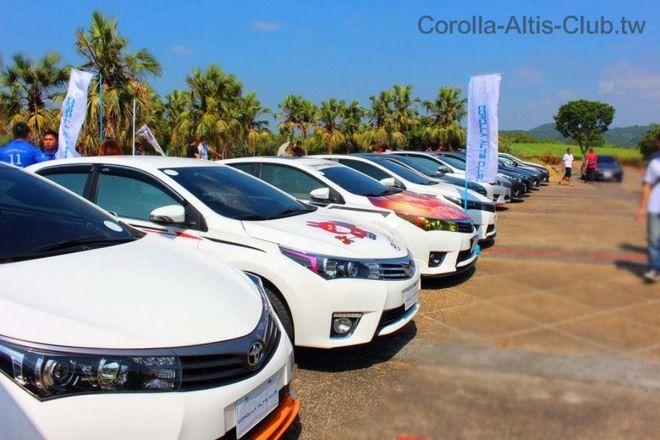 Corolla Altis Club官方社團歷史悠久提供無料資源