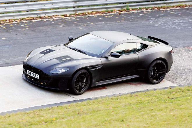 Aston Martin Vanquish新車將會擁有過800hp以上的動力輸出