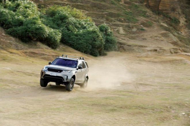 這才是SUV    Land Rover Discovery