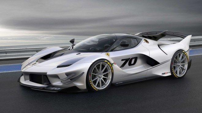 Ferrari法拉利FXX-K Evo :XX計畫全新車型 重磅登場