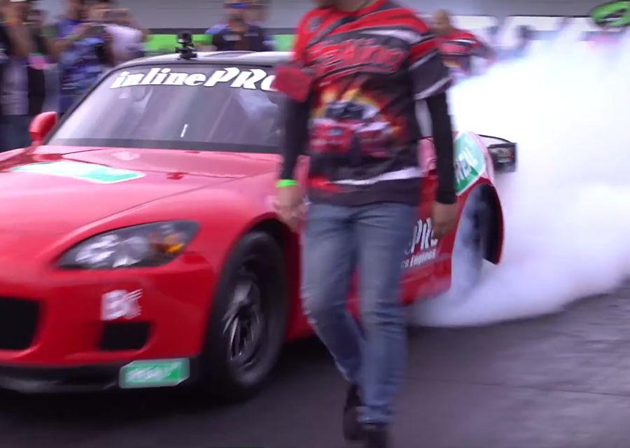 世界最強Honda S2000 比3千匹馬力Nissan GT-R還快