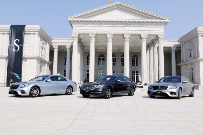 豪氣萬千Mercedes-Benz S-Class