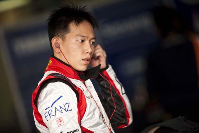 華人首位方程式賽車手就在台灣,還是從.125c.c.摩托車開始玩起的喔!