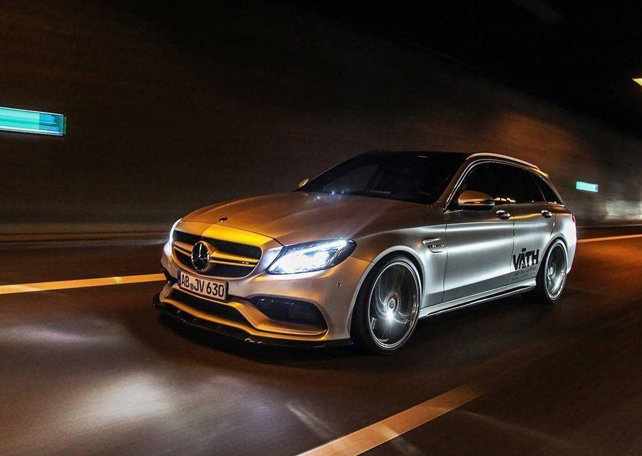 700hp的Mercedes-AMG C63 Estate和E63 Estate,該選哪一道呢?