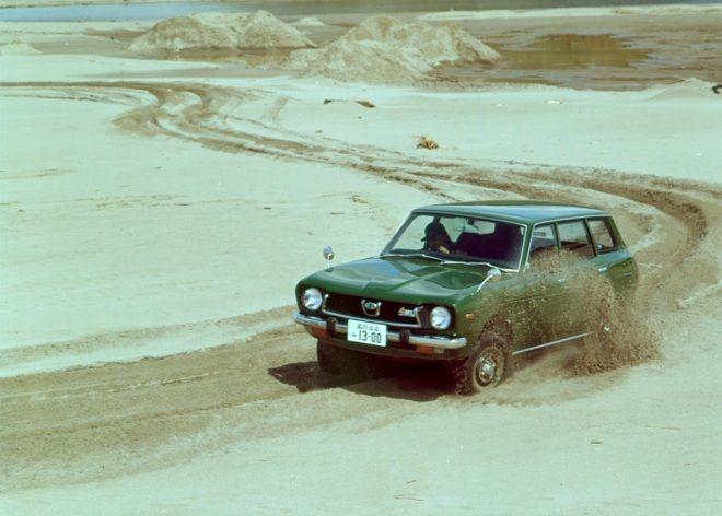 AWD & 4WD 全時四傳對決分時四傳