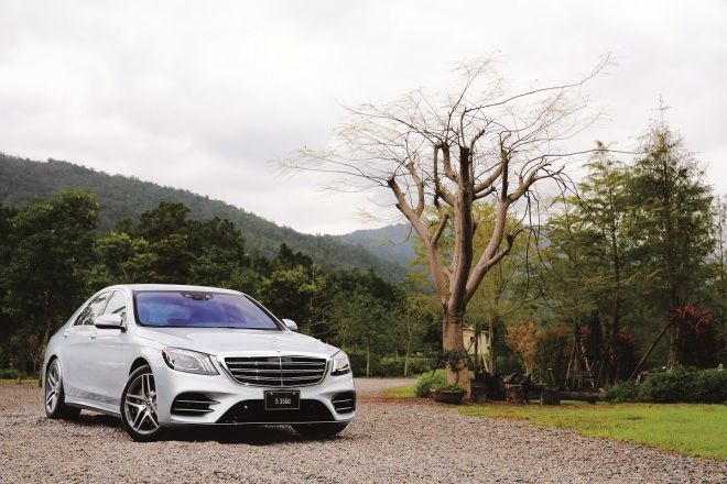 Mercedes-Benz S350d    適合獨享