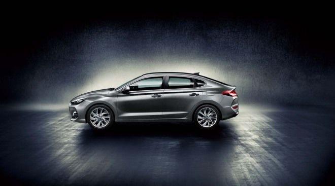 Hyundai i30 Fastback全車流露強烈的運動氣息