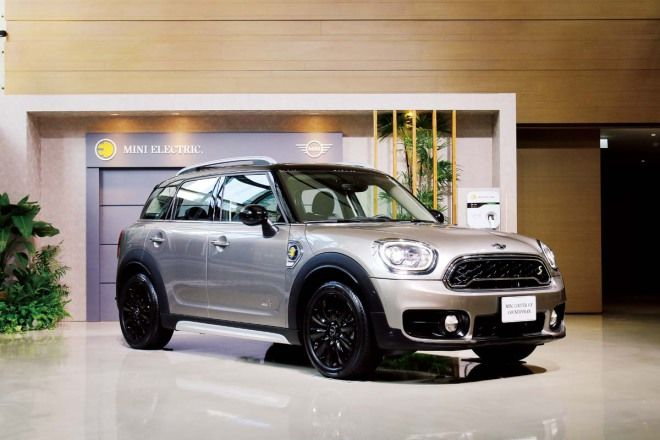 會跑又環保 Mini Cooper S E Countryman All4