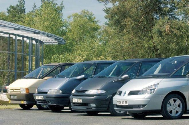 汽車種類的演化─可以乘載多人的乘用車型Minivan/MPV (11-3)