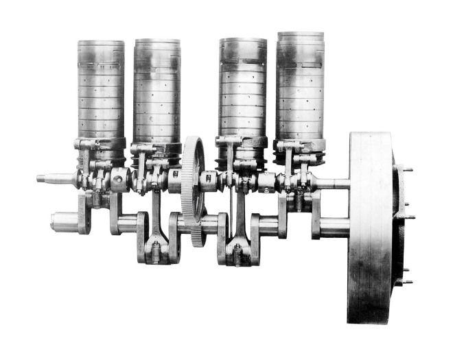 汽車種類的演化─動力主流的汽油引擎 Petrol Engine (11-6)
