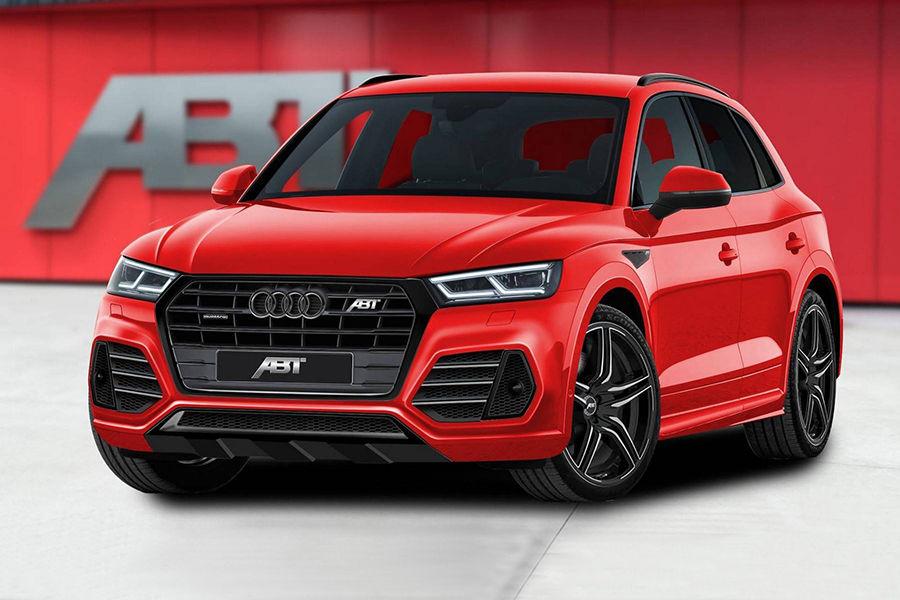 覺得Audi RS Q5讓人等太久?ABT準備了完美的解決方案!