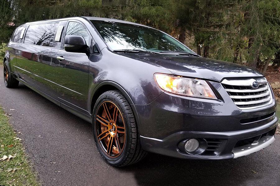 Subaru原廠竟然曾推出Tribeca加長型禮車!?