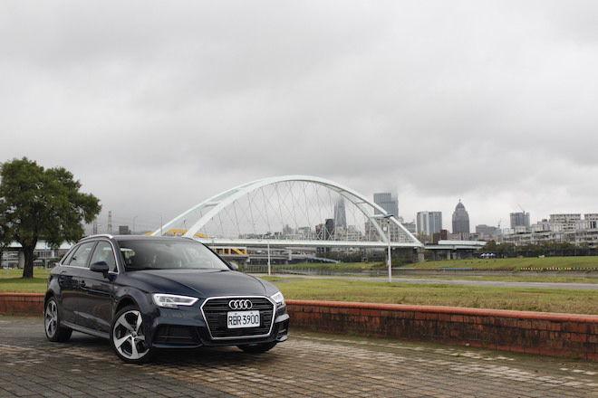 雖說是小改,但進化的幅度可一點都不小!Audi A3 35 TFSI小改款試駕