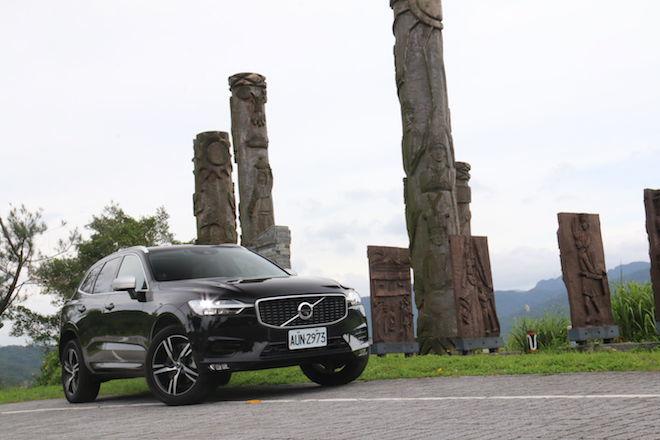 完美符合強悍的性能、跑格的外觀與寬敞的機能空間表現,XC60 R-Design T5試駕