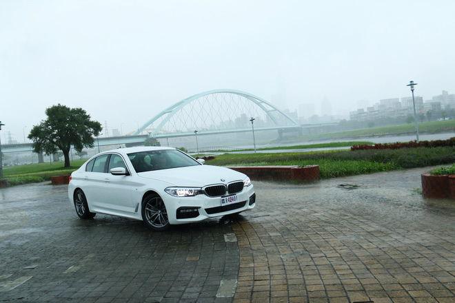 BMW 5-Series主力戰將 520i M Sport試駕