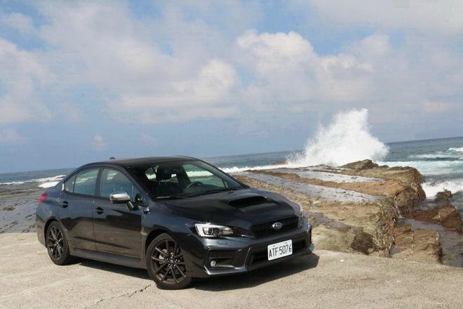 富士性能戰將 Subaru小改款WRX 2.0 CVT試駕