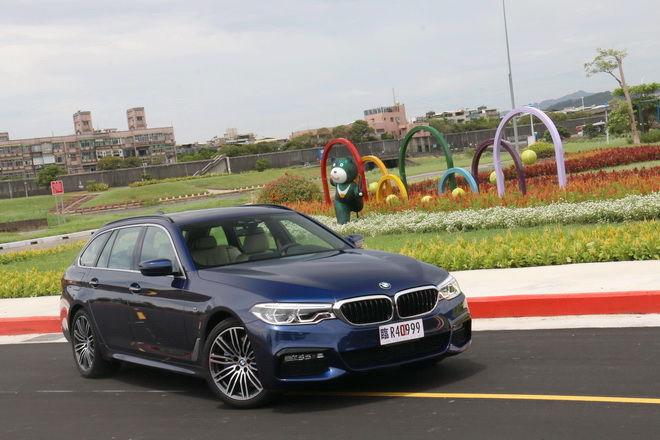 旅行的好伴侶 七代BMW 530i Touring M Sport試駕