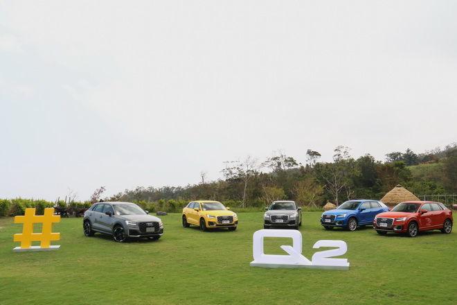 Audi Q家族小鮮肉 Q2 35 TFSI Sport試駕