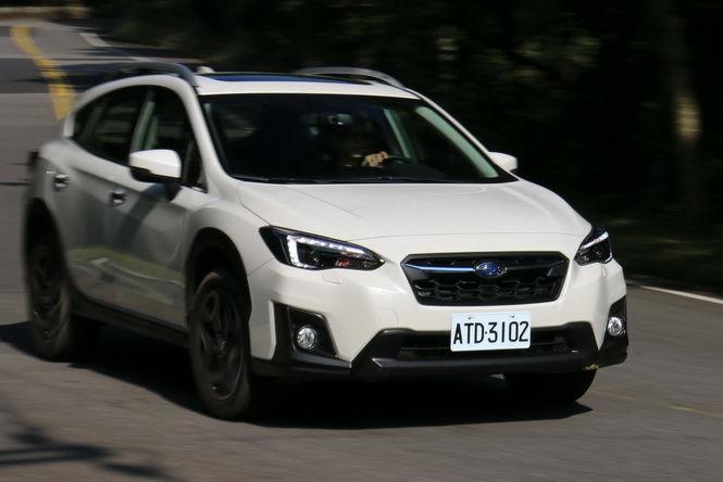 動靜皆宜的風格跨界休旅車!2017 Subaru XV試駕報告!