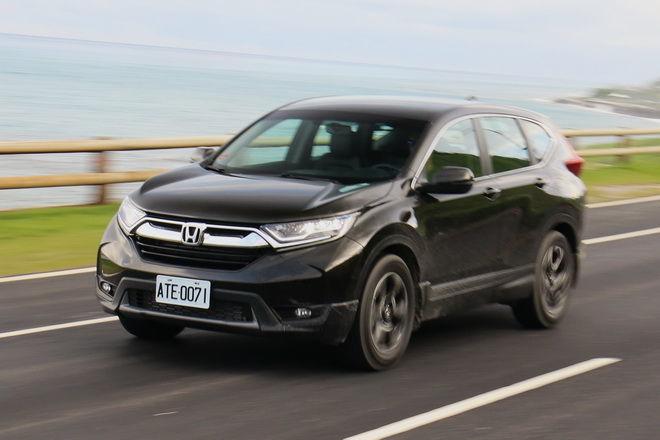 本田休旅悍將 全新五代Honda CR-V 花蓮試駕-動力操控篇