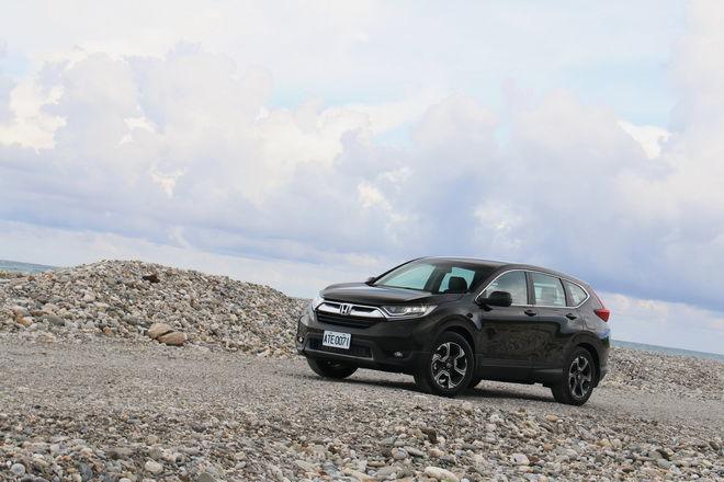 本田休旅悍將 全新五代Honda CR-V 花蓮試駕-外觀內裝篇