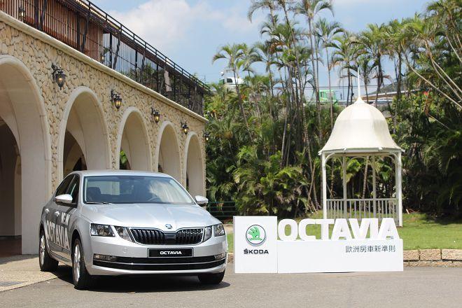 精省至極的中型房車!Skoda Octavia 1.0 TSI試駕報告