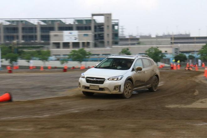 嚴峻地形難不倒 Subaru全新二代XV越野初體驗