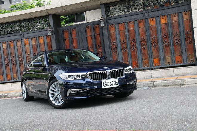 巴伐利亞豪華柴油房車 BMW全新七代520d Luxury試駕