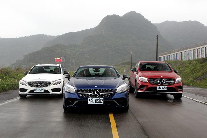 「完美平衡」:Mercedes-AMG C43 4Matic Sedan試駕報告(動力、性能篇)