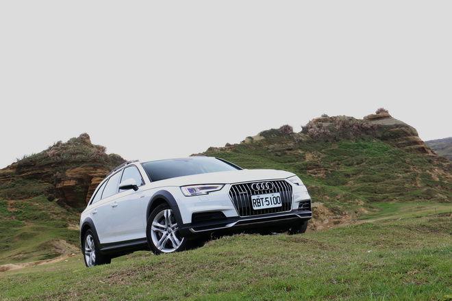 開拓你的新視野 Audi A4 Allroad quattro 45 TFSI 跨界轎旅車試駕