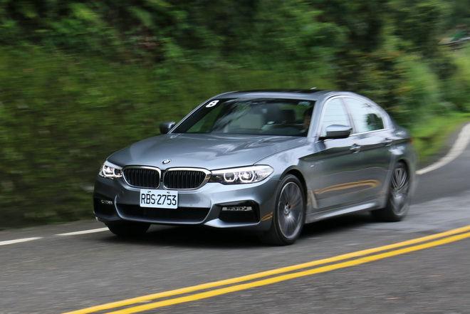 德國高科技豪華房車 BMW七代5 Series 530i Luxury/M Sport試駕-動力操控篇