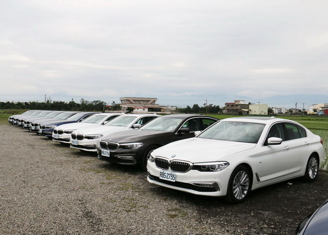 德國高科技豪華房車 BMW七代5 Series 530i Luxury/M Sport試駕-外觀內裝篇