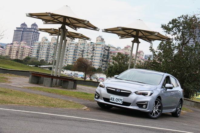 高度進化 配備升級更添安全舒適 Subaru 五代Impreza 1.6i-S 5D試駕