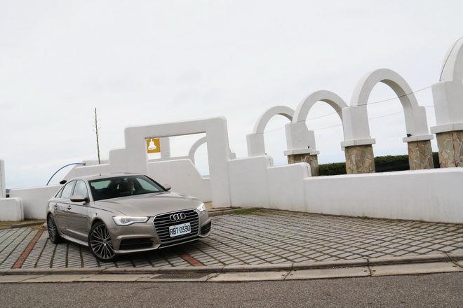 德裔高質感四驅房車 2017 Audi A6 40 TFSI quattro試駕