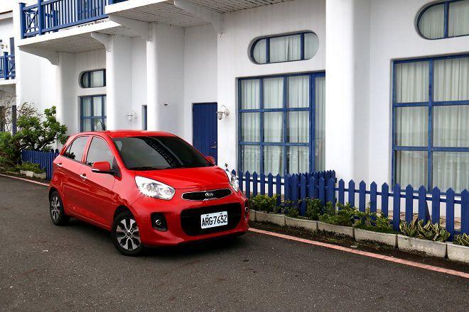 入門款的車價,頂級車的安全 Kia Morning驚艷版小改款試駕