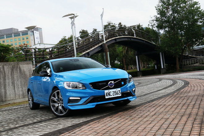 北歐高性能魅力Wagon Volvo v60 polestar 試駕