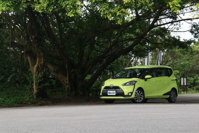 大內空間高手 Toyota Sienta 1.8L尊爵版試駕-外觀內裝篇