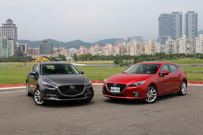 戰力再提升 三代小改款Mazda3 五門旗艦型試駕