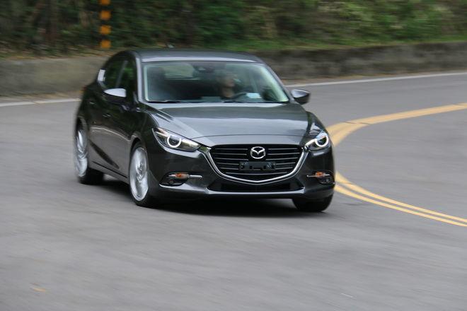 戰力再提升 三代小改款Mazda3 五門旗艦型試駕: Page 2 of 2