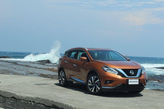 霸氣回歸 Nissan Murano Hybrid試駕