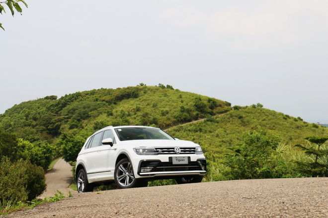 Volkswagen新利器 二代Tiguan 400 TDI R-Line試駕