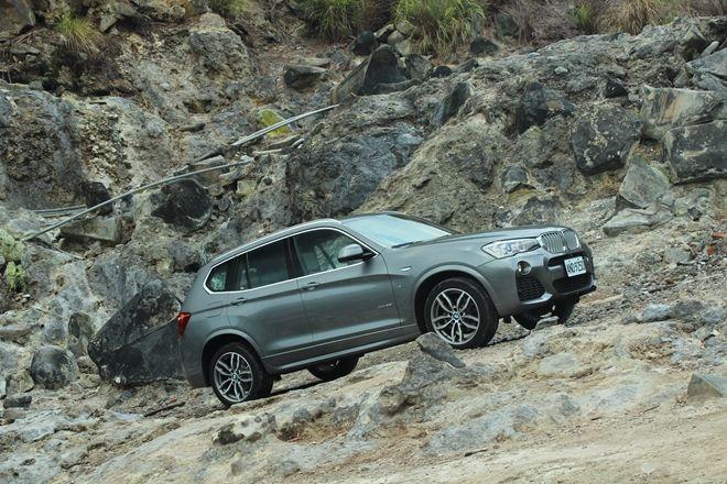 靜可帥、跑更快 BMW X3 xDrive28i M Sport Edition