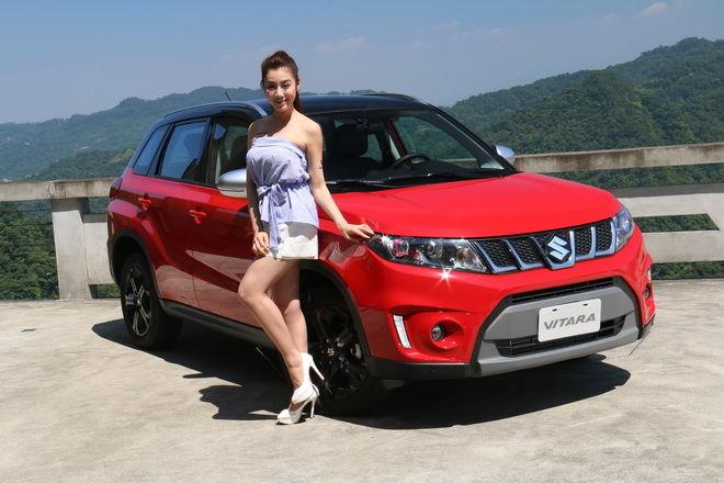 當家SUV新生代  Suzuki全新四代目Vitara 1.4T 2WD試駕