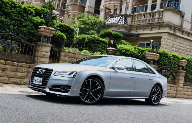 豪華與性能完美融合的大老闆座駕 Audi S8 Plus試駕報導