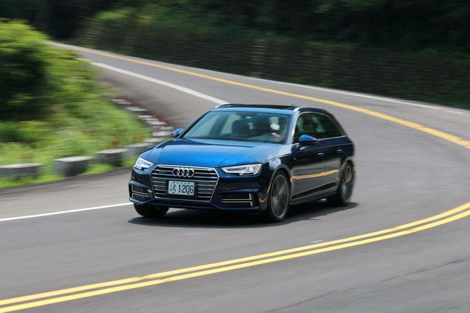 全新蛻變 Audi九代A4 45 TFSI Avant Quattro試駕報導